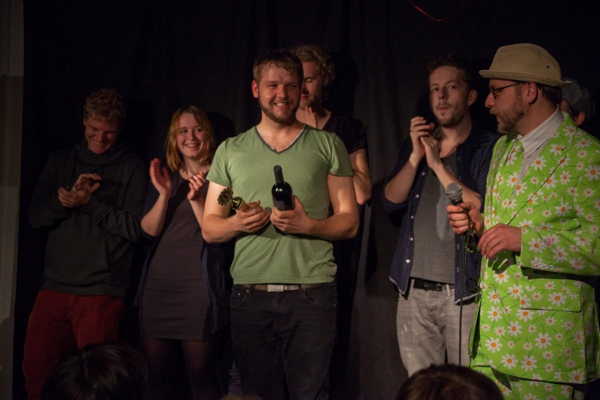 Christian Offe gewinnt den Highlander 2014 und den Fürther Startplatz für den Slam 2014