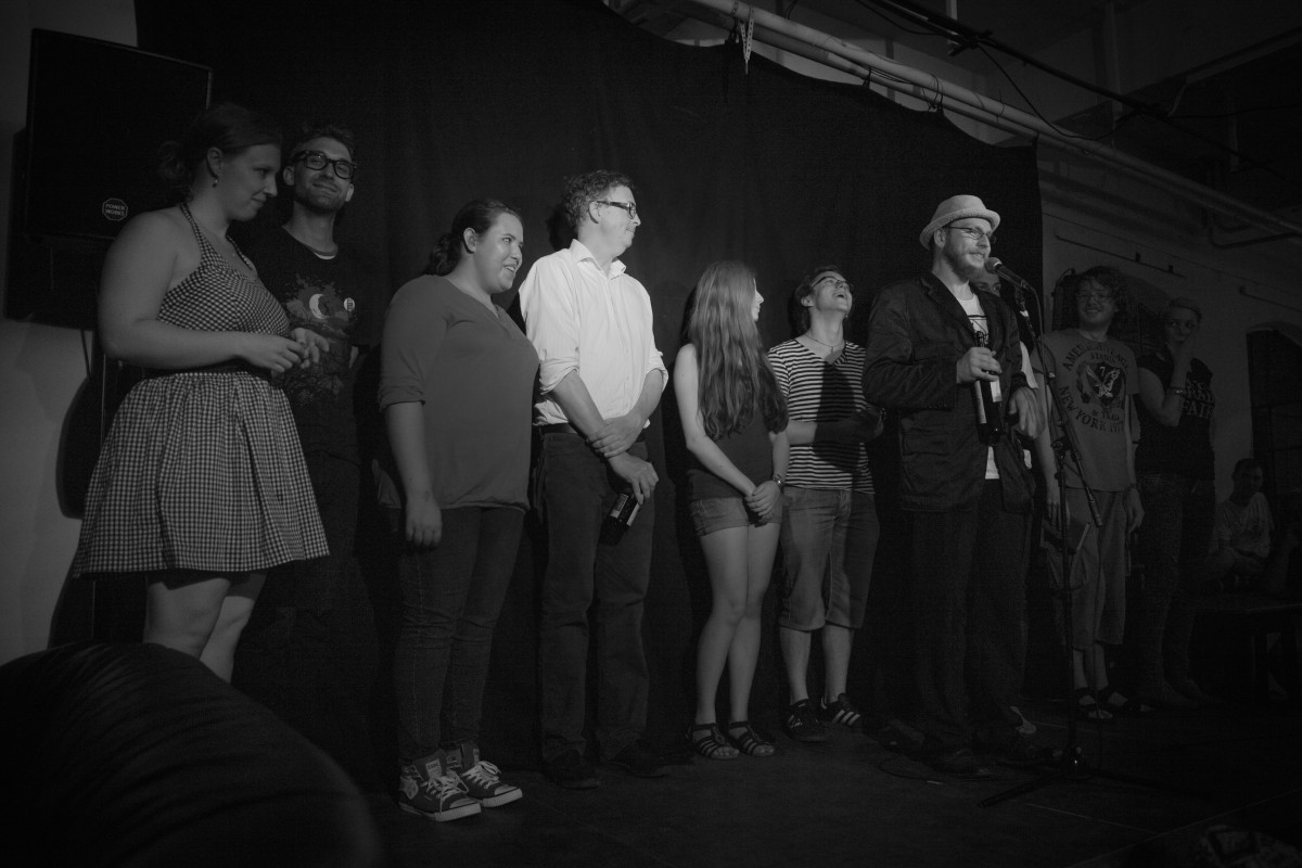 Alle Poeten des 8. Fürther Summer Slams