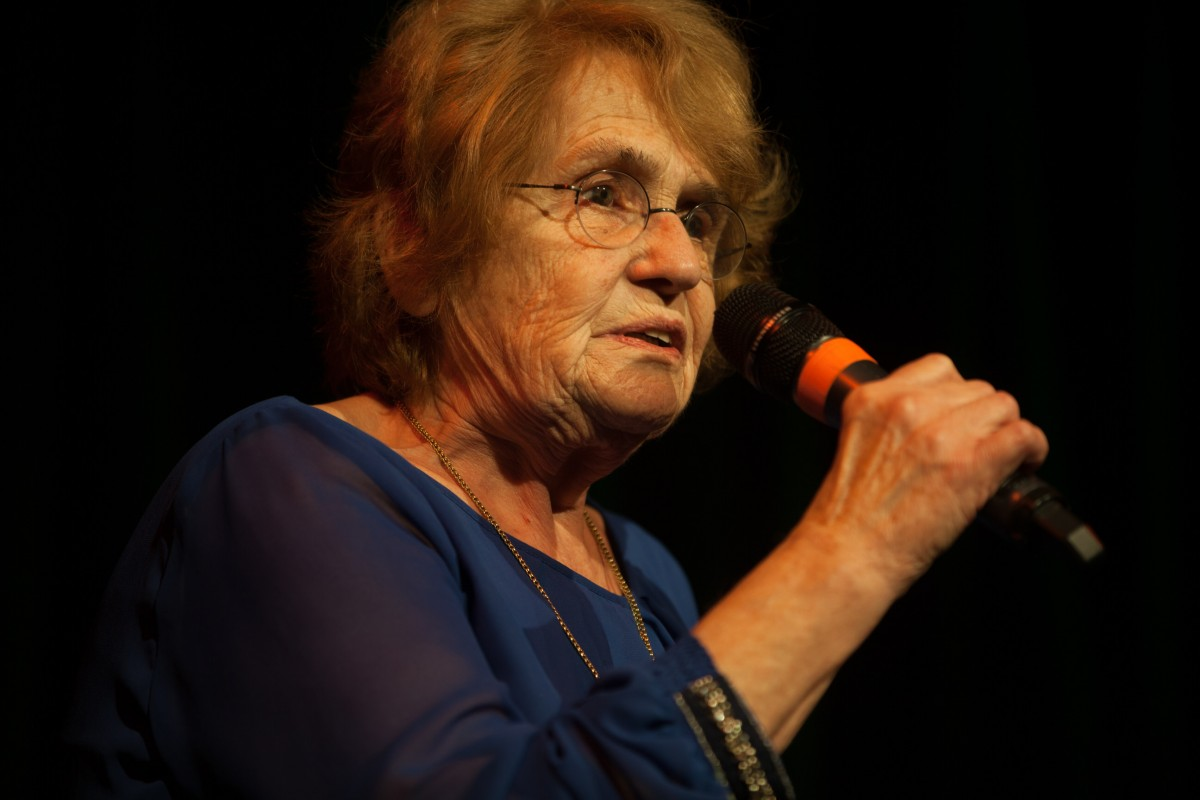 Marlene Stamerjohanns im Halbfinale
