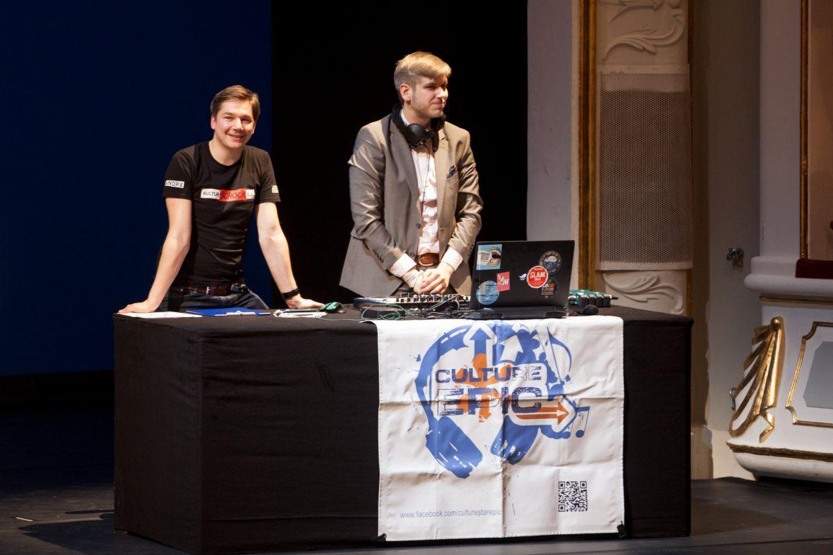 Andre und DJ Felix