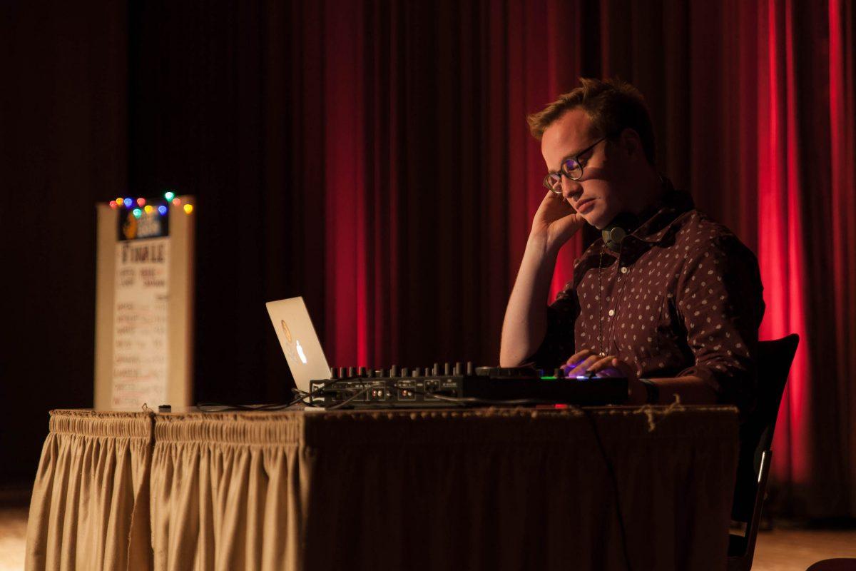 DJ Benni Warmuth
